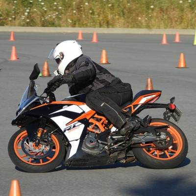 Experienced Motorcycle Rider Skills Course